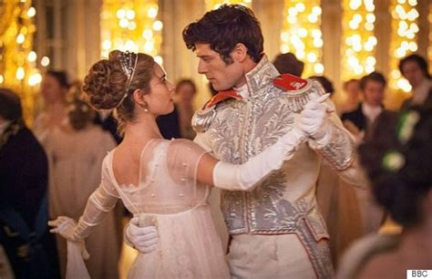 film romance luar war and peace star james norton credits his costume for