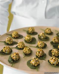 Goat Cheese Balls Appetizer