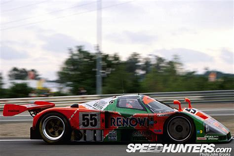 mazda nationality retrospective gt gt 55 special mazda 787b and 1991 le mans
