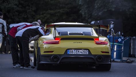 Porsche Nurburgring by 2018 Porsche 911 Gt2 Rs Nurburgring Record Is In 6 47 3