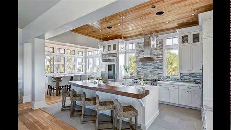 Coastal Cottage Kitchen Design Cottage Kitchen Designs