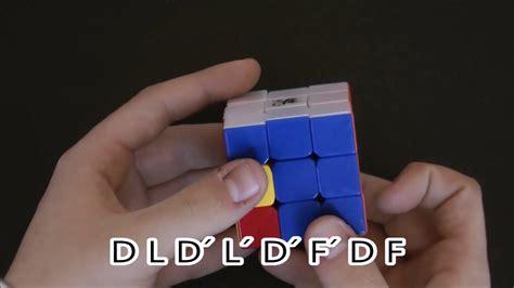 tutorial rubik 3x3 bag 2 rubik 180 s cube tutorial ebene 2 youtube