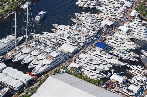 fort lauderdale boat show events fort lauderdale international boat show 2015