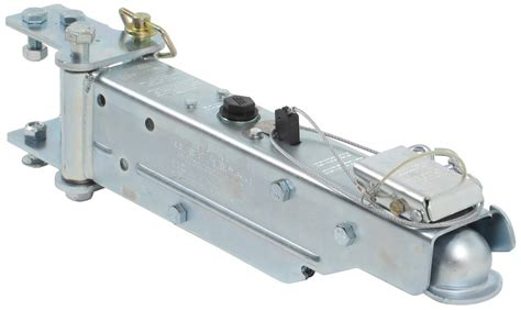 swing away trailer hitch titan aero 7500 swing away actuator w manual lockout