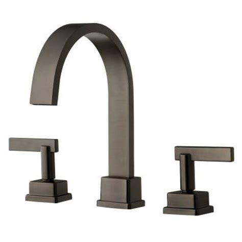 Tub Faucet Home Depot by Schon 2 Handle Deck Mount Tub Faucet In Rubbed