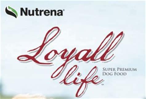 nutrena food loyall premium pet food steinhauser s