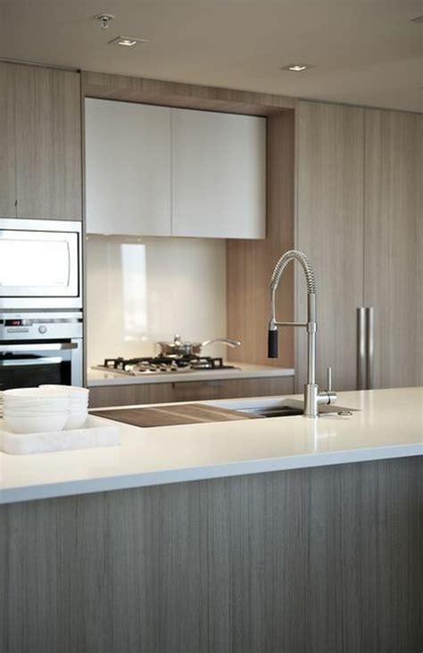plan pour cuisine aménagée 3835 cuisine en u blanc