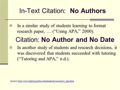 apa style blog in text citations apa in text citation website exle no author date