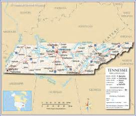 A Map Of Tennessee by Of Map Of Ky And Tn With Cities Map Showsmy Old Kentucky