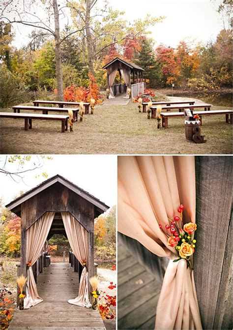 fall wedding decorations ideas fall wedding detail ideas 2013 trends