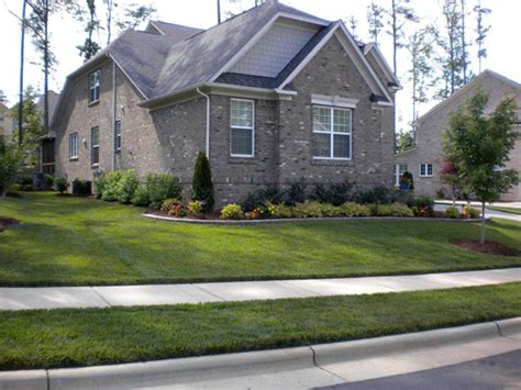 nc landscape contractors landscaping design raleigh hicks landscape contractors images backyard turf installation top