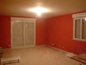 peinture du salon