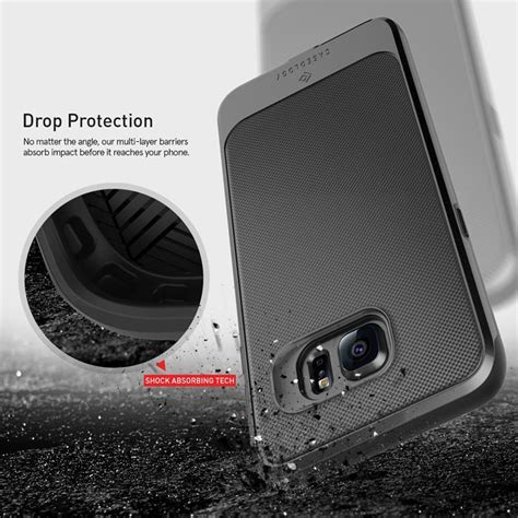 Caseology Cover For Samsung Galaxy S6 Edge Plus Grey Green 2 caseology vault skal till samsung galaxy s6 edge plus