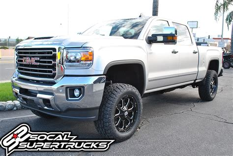 2018 chevy duramax lifted s t l high clearance lift kit 2011 2018 gm 2500hd 3 6