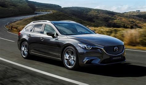 2017 mazda 6 estate trying fortune in indonesia