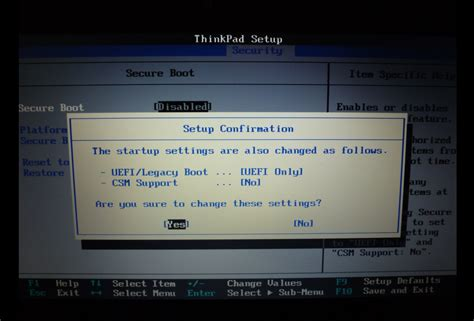 lenovo t430 t530 now support uefi secure boot 171 musings
