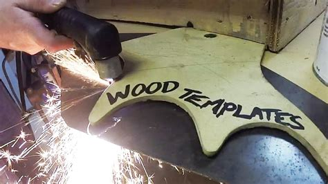 Plasma Cutter Templates plasma cutter templates made from wood