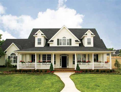 Eplans Low Country House Plan Flexibility For A Growing Family 2693 Square Feet