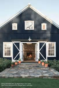 benjamin barn a barn in classic polo blue 2062 10 benjamin pole
