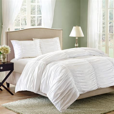 all white comforter set kate spade bedding macys new york deco dot white