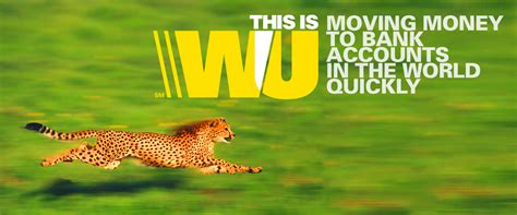 western union money from bank account direct to bank account western union