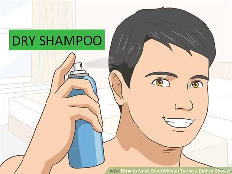 how to take a bath without a bathtub how to smell good without taking a bath or shower 11 steps