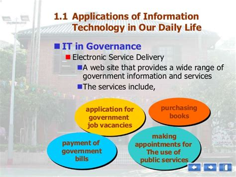 changes made by information technology it in our society