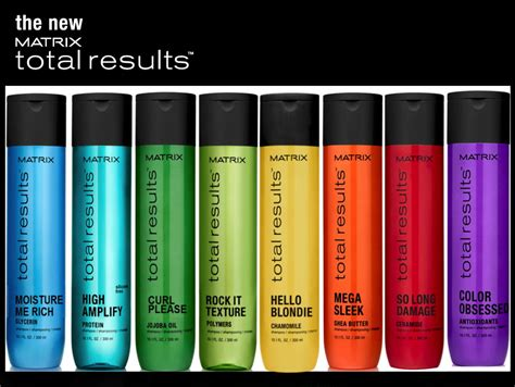 matrix color line matrix total results
