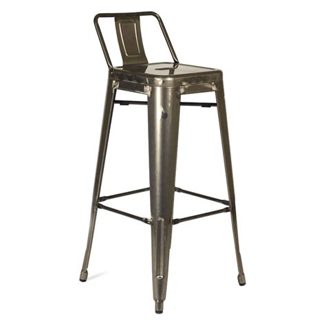 Low Back Bar Stool Metal Bar Stools With Backs Picture Image Preview Target Barstool Threshold Bar Stools
