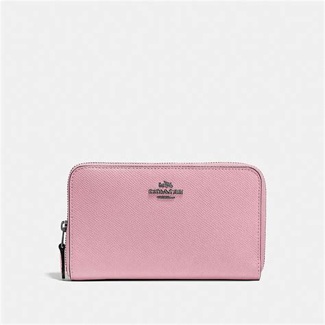 Coach Medium Wallet Ori coach medium zip around wallet