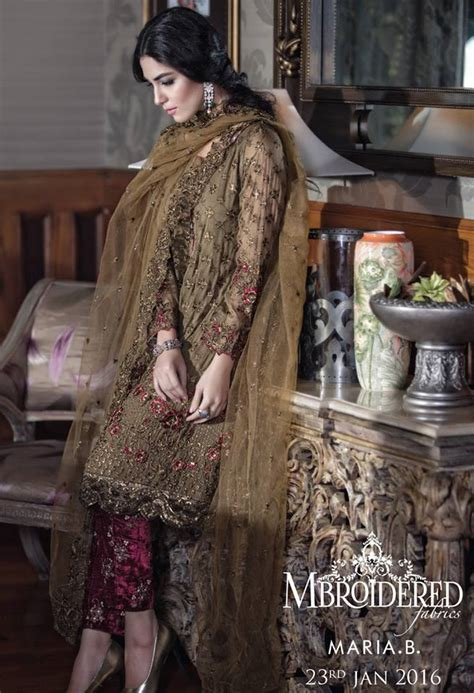 Batik Elegance Marina b luxury dresses embroidered collection 2016