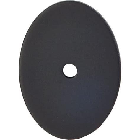 cabinet knob backplate black top knobs decorative hardware tk62blk knob backplates
