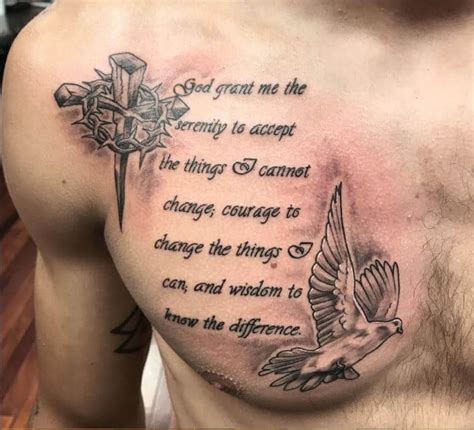 hod tattoo 150 cool christian tattoos for 2018 page