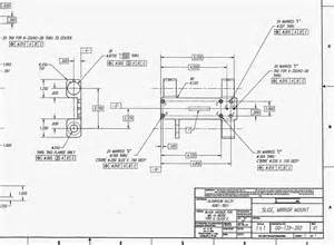dimensioning and sectioning in engineering drawing fabrication drawings ted s engineering drawing blogs