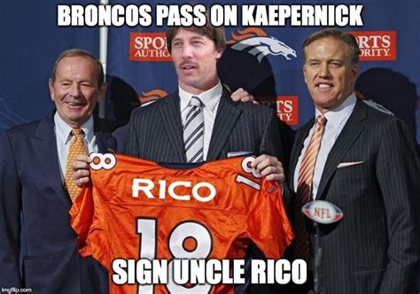 Uncle Rico Meme - image tagged in colin kaepernick nfl funny imgflip