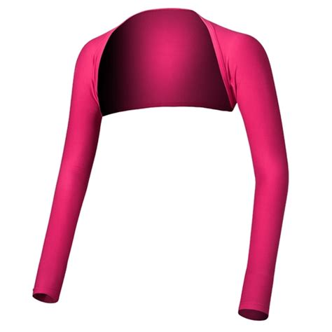 Grosiran Golf Armsleeves Anti Uv Special Design By Taylormade shawl sleeves fuchsia