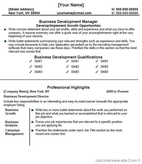 Resume Sample For Nurse by Free 40 Top Professional Resume Templates