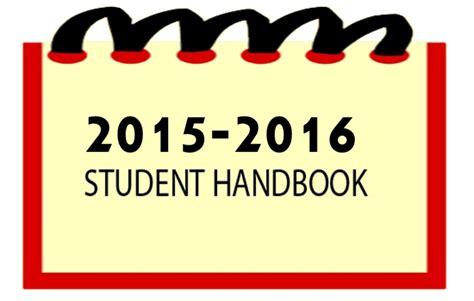High School Student Handbook Template clarksville community school district student handbook