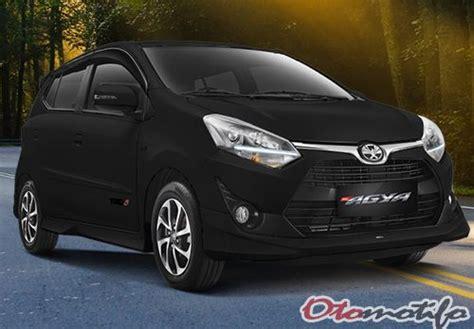 Lu Rem Belakang Agya harga mobil agya 2018 spesifikasi matic manual dan trd