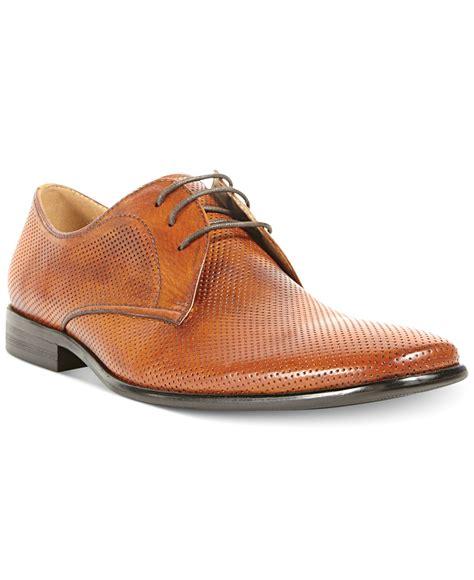 maden shoes steve madden havin dress shoes in brown for lyst