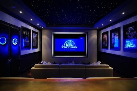 Media Room Installation Dallas - michael molthan luxury homes interior design group traditional home theater dallas by