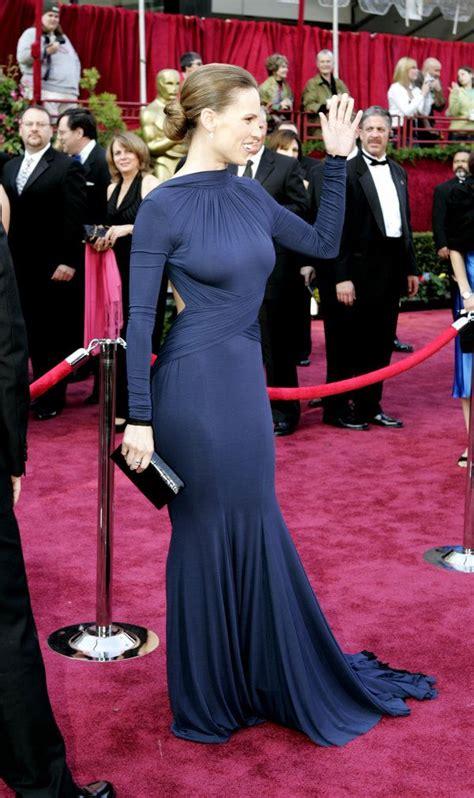 Oscars Carpet Hilary Swank by Hilary Swank Laroche 2005 Academy Awards Favorite