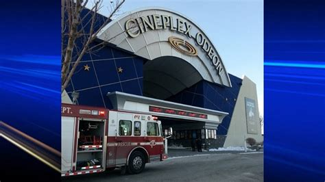 cineplex odeon calgary sunridge and country hills theatres temporarily closed due