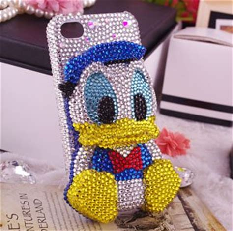 Handmade Mobile Phone Covers - 3d donald duck mobile phone for iphone 4 4s