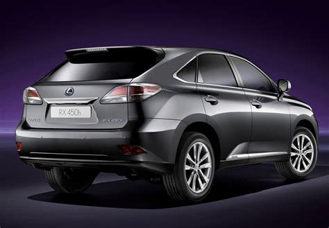 Lexus 450h 2013 by 2013 Lexus Rx 450h Photo 2 12200
