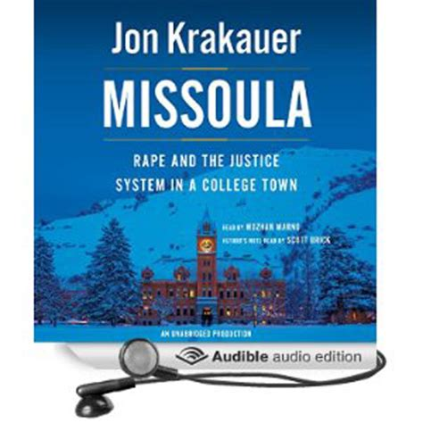 missoula and the justice system in a college town missoula is a disturbing but important look at and