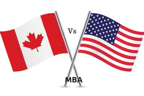 Mba Program In Uk Vs Usa by Mba In Usa Vs Mba In Canada Which Country Is Best For Mba