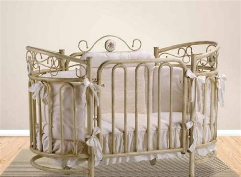 Luxury Baby Cribs Uk Contessa Oval Cot Contemporary Cots Cribs And Cot Beds South East By The Baby Cot Shop