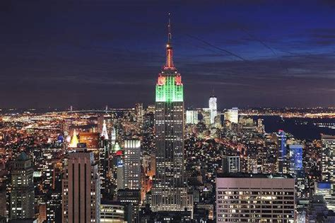 Ny Landscape Lighting - the empire state building in new york city a visit guide new york habitat blog