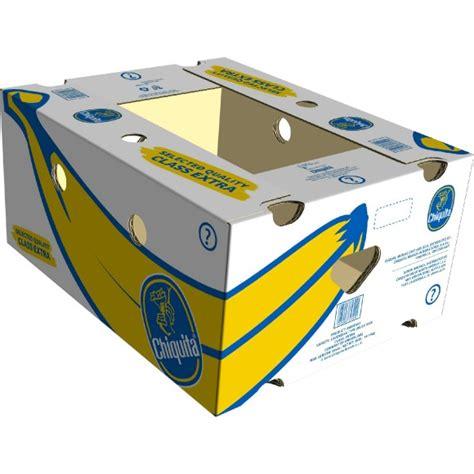 banana boxes chiquita to adopt new banana boxes